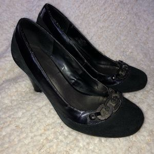 kenneth cole reaction bongy chain high heels 6.5